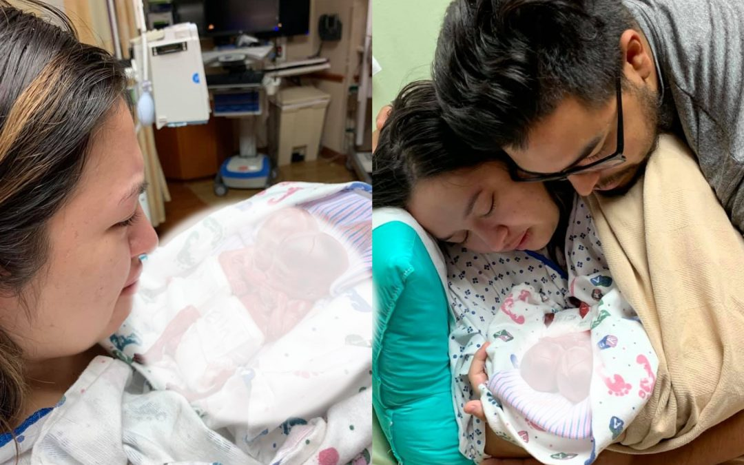 Mother of stillborn twins pens heartbreaking message