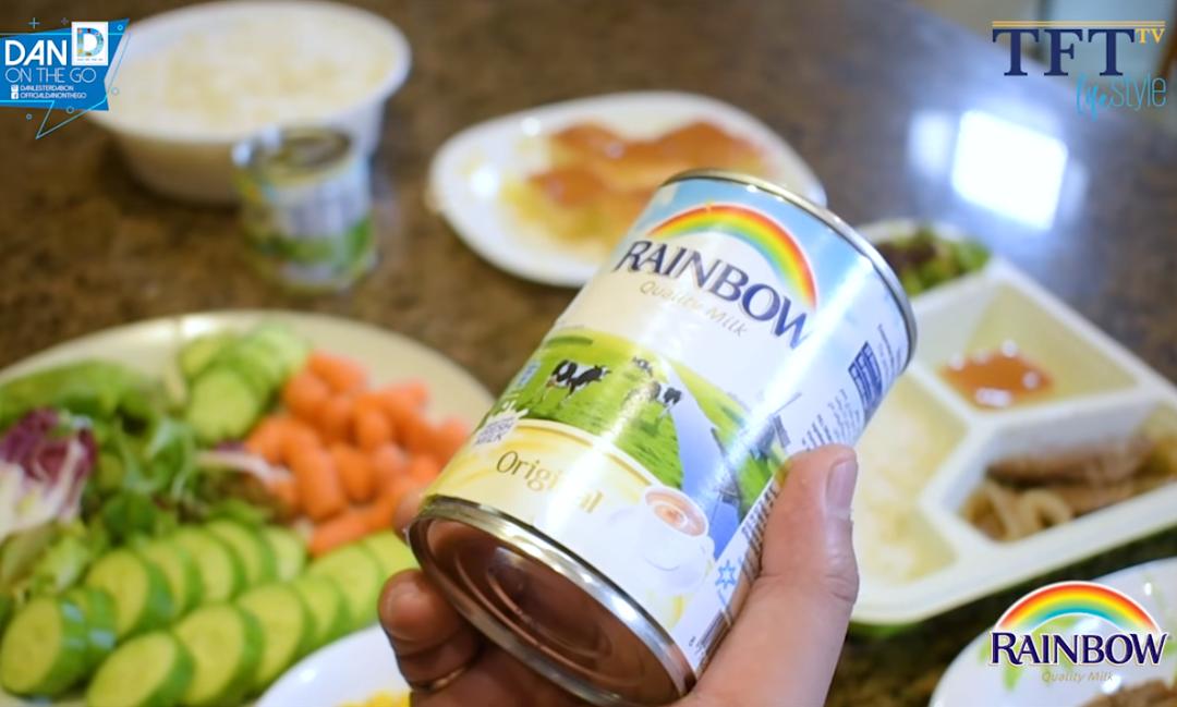 Top 'baon' tips with Rainbow Milk