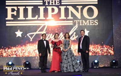 TFT Awards promotes outstanding role models among Filipinos