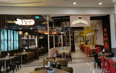 LOOK: Teriyaki Boy and Sizzlin' Steak now serving eastern, western flavours at Deira City Centre