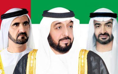 UAE leaders congratulate King Salman on Saudi Nat'l Day