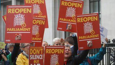 Photo of UK Supreme Court declares suspension of parliament unlawful