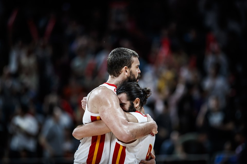 Spain, Argentina clash for FIBA World Cup 2019 crown