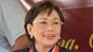 Photo of Vilma Santos files for renewal of ABS-CBN franchise