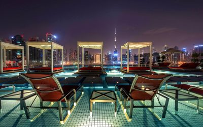 Canal Central Hotel Business Bay nominated as 'Best Debut Business Hotel' in Arabian Travel Awards