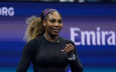 Williams beats Svitolina to book 10th US Open final trip