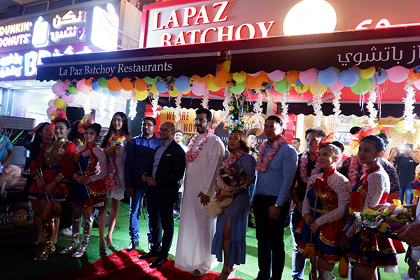 Original La Paz Batchoy resto, first in UAE; now open