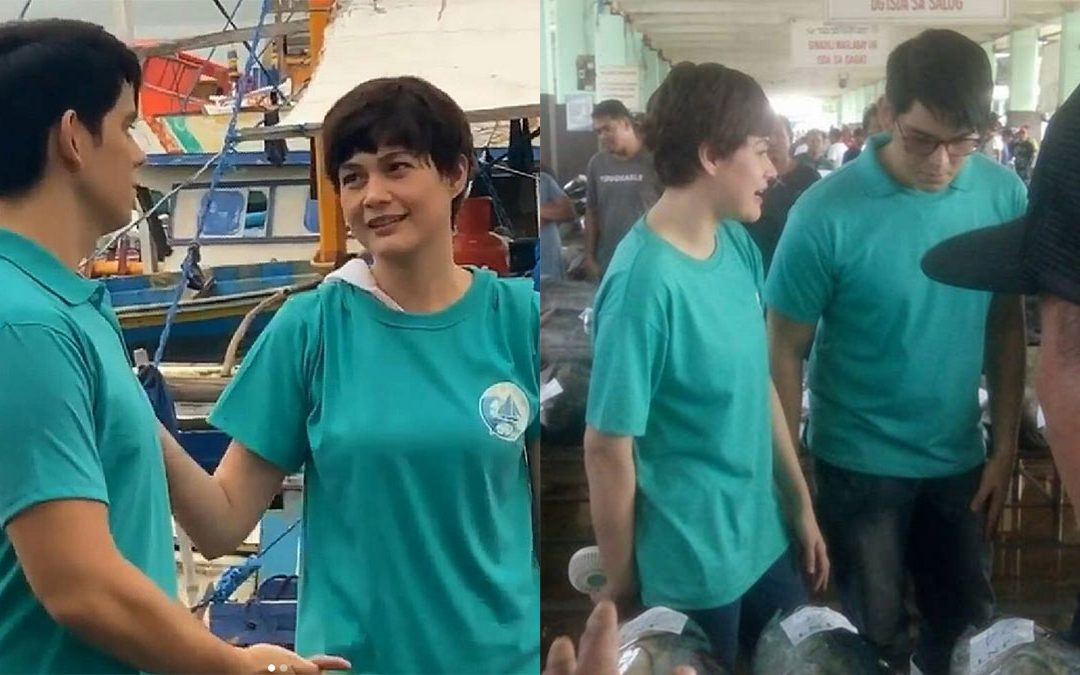 Bea Alonzo sports new look