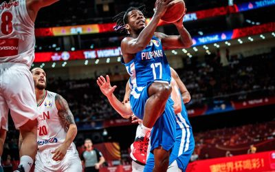 Gilas finishes dead-last in World Cup