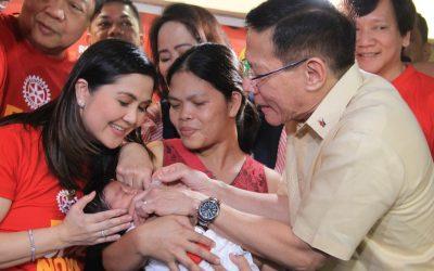 DOH blames 'dengvaxia scare' on the return of polio in PH