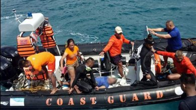 Photo of Seven dead, 14 safe as dragon boat sinks in Boracay
