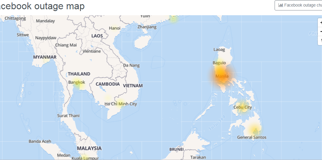 Routing issues with Facebook hinders app access to mobile subscribers in Philippines
