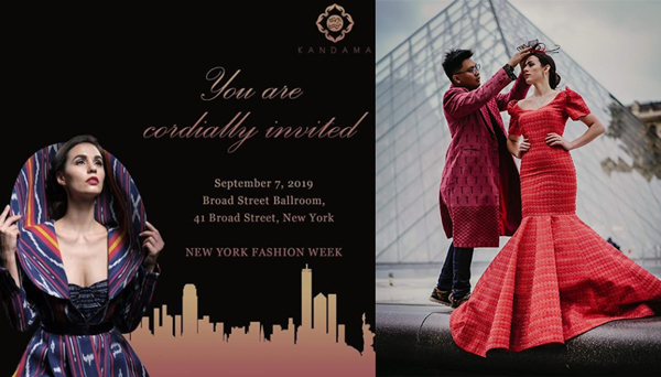 Indigenous Ifugao weave to be showcased in New York Fashion Week