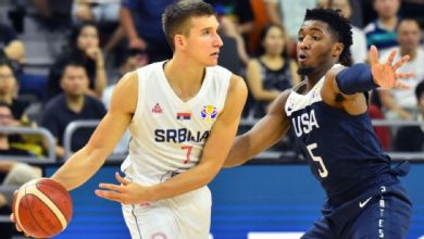 Photo of Serbia hands Team USA 2nd straight loss in World Cup