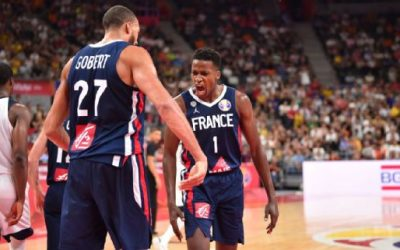 France ousts Team USA, makes FIBA World Cup semis