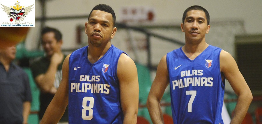Gilas' 15-man pool for SEA Games bared