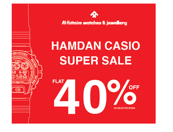 Al Futtaim Watches and Jewellery holds exclusive sale in Abu Dhabi