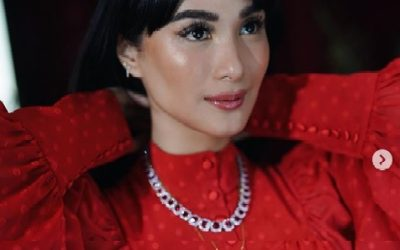 Heart Evangelista's new jewelry collection features her paintings