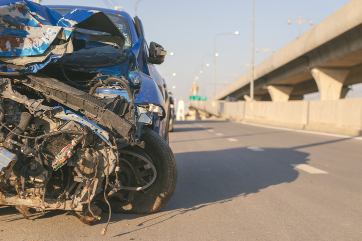 4 hurt in Fujairah road crash