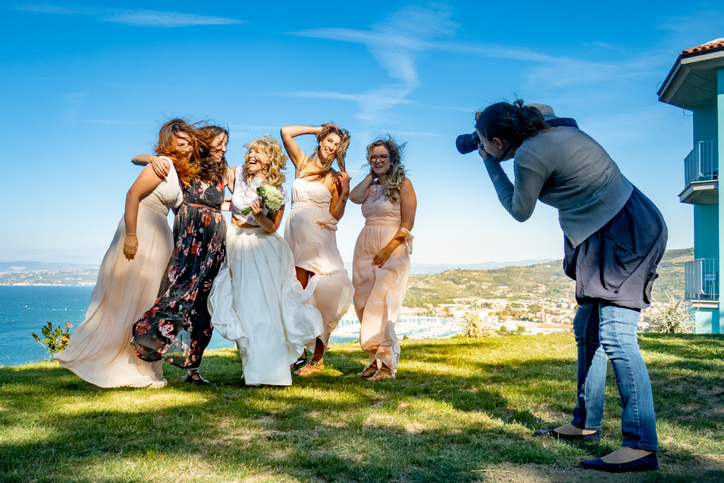 Severe penalties for filming women in weddings