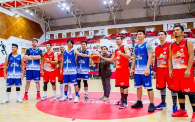Chinese Star Restaurant – Tacloban City bags ConGen's Cup 2019 bastketball tourney