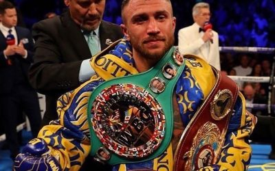 Lomachenko dominates Campbell to retain 2 word title belts