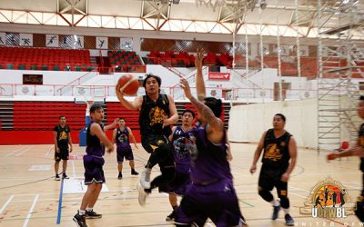 Banayad Boys squeeze out of Old Iskul Boleros' tight defense to win 42-37