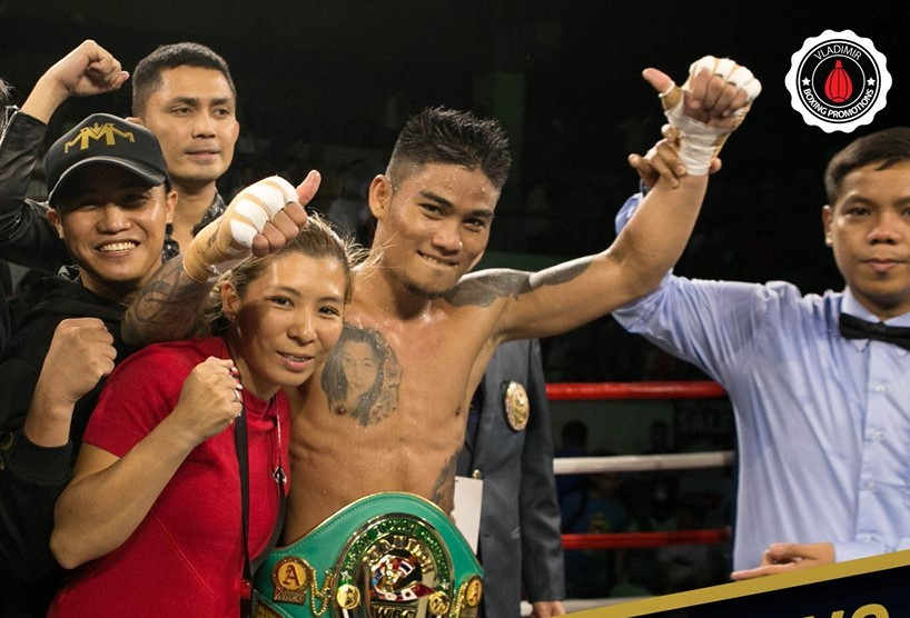 Mark Magsayo defeats Thai foe in WBC Asia title by unanimous decision