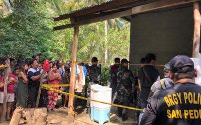 OFW and family in Surigao del Sur massacred
