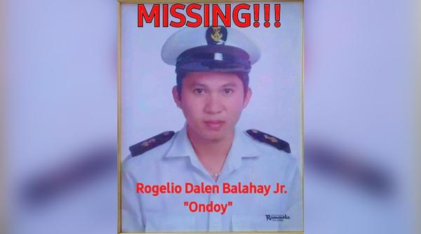 Filipino sailor goes missing onboard Greek-based bulk carrier
