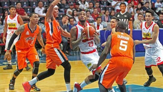 Twelve PBA imports ready to battle it out for PBA Govs' Cup