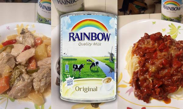 Top Filipino viands that taste better with Rainbow Milk