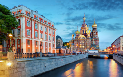 St. Petersburg in Russia introduces free e-visa entry to Filipinos