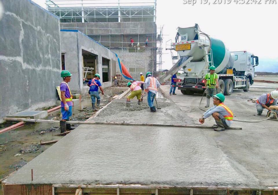 Sangley Airport opens next month
