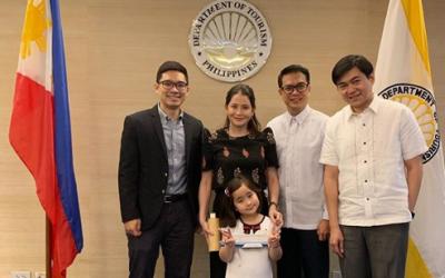 Scarlet Snow Belo named as newest PH Tourism Ambassador