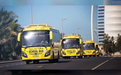 Emirates Transport to provide 630 school buses in Dubai, Sharjah