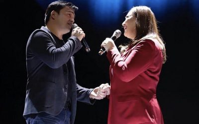 Sharon Cuneta, Gabby Concepcion reunited at last