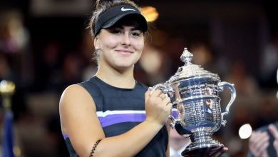 Photo of Andresscu stuns Williams to win US Open women's title