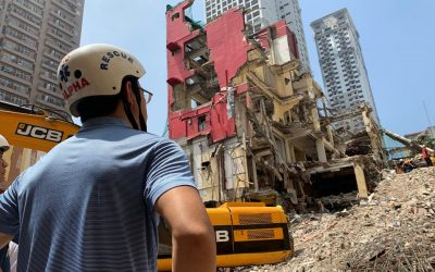 Two workers dead at Sogo building collapse