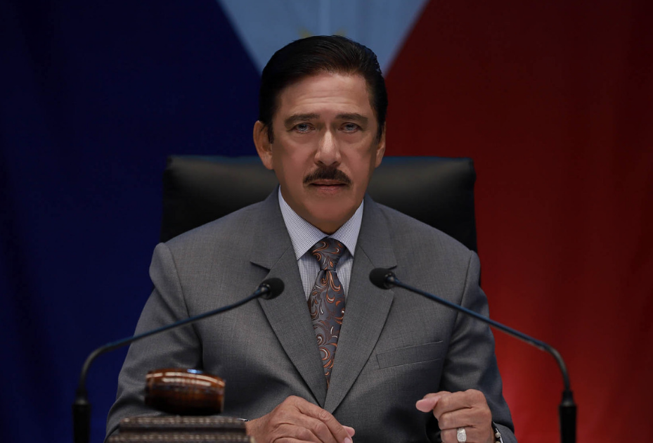 Tito Sotto to Moreno: 'Wala kaming media na nakabuntot at umepal sa panahon ng COVID-19'