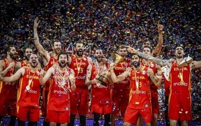 Up ahead: Tokyo 2020 Olympics and how Spain's World Cup victory plays in