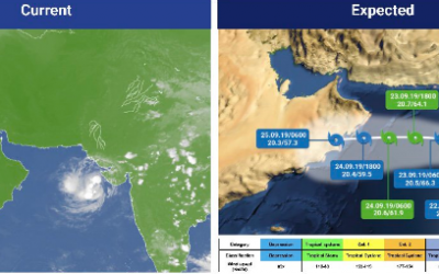 Tropical weather on Arabian Sea won't affect UAE: NCM