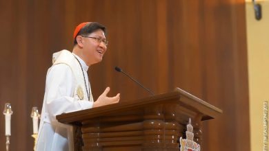 Photo of Cardinal Luis Antonio Tagle recovers from COVID-19