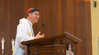 Photo of Cardinal Luis Antonio Tagle recovers from COVID-19