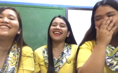 """VIRAL: Netizens go crazy on teachers' cover of """"Ikaw at Ako"""""""