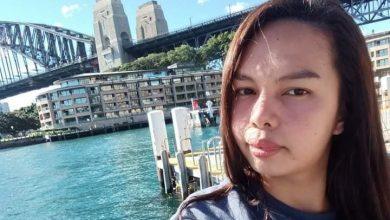 Photo of Pinay transgender murdered in Australia