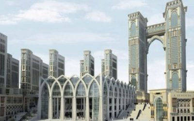 LOOK: Saudi to build world's highest elevated temple
