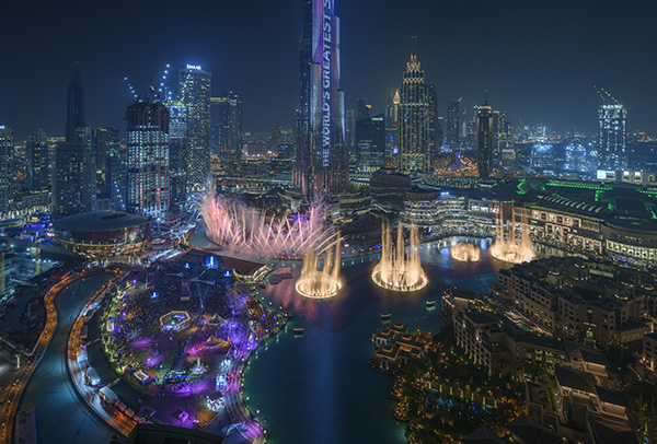 UAE marks one year before Expo 2020 with spectacular events