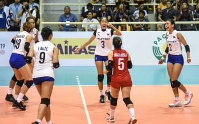 Filipino belles settle for bronze in 2nd leg of ASEAN Grand Prix