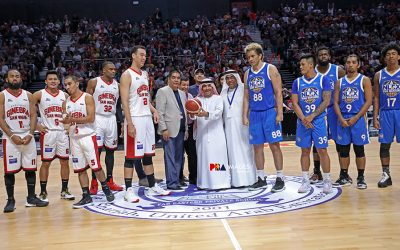 PBA to hold more games in Dubai